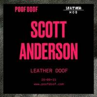 POOF DOOF LEATHER SEPT/15 - Scott Anderson. by Scott Anderson