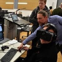 """VR-Day"" der HAWK-Fakultät Gestaltung by HAWK Radio"