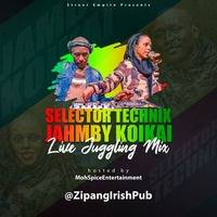 JAHMBY KOIKAI & SELECTOR TECHNIX - LIVE @ZIPANG PUB by Selector Technix