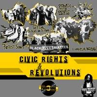 the Funky Soul story S12/E08 - CIVIC RIGHTS & REVOLUTIONS (april 2018) by Wesh Conexion
