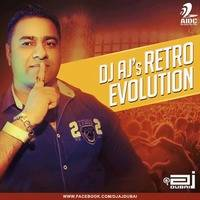 The Album DJ AJ's - RETRO-EVOLUTION