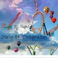 Dj Flight ( Alaskan )  - The Story Of Imagination by Pete Wallis Alaskan Dreamer