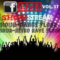 LMAF FaceLIVE Show Stream vol.37 by Deejay LMAF