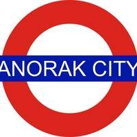 """Anorak City 22.01.17 """"Little Uneasy Listening"""" (1st Hour)"""" by Anorak City"""