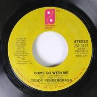 Teddy Penderglass ~ Come Go With Me [1979] by Ramón Valls