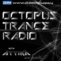 Attika - Octopus Trance Radio 017 (February  2019) with guest Quantum Progress by Attika 🐙