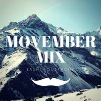 Movember Mix by Sash Moustache