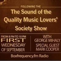 The Sound of the QMLS Show vol.2-George Mihaly & Mark Cooper by George Mihaly
