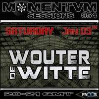 Momentvm Sessions 054 - Wouter de Witte - 2016.01.09 by Momentvm Records
