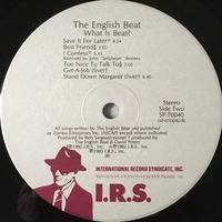 The English Beat - What Is Beat? (Side 1) by Freaky Frank