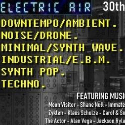 Listen to Electronica music and sounds