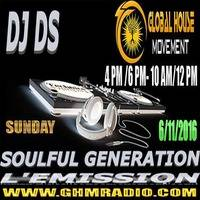 DJ DS (France) PODCAST RADIO SHOWS EXCLUSIVELY  GLOBAL HOUSE MOVEMENT RADIO