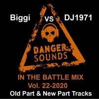 Biggi VS DJ1971 in the Battle Mix Vol. 22-2020 Hardstyle Old&New Tracks by DJ Nineteen Seventy One
