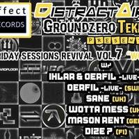 MASON RENT @DistractAir+GroundzeroTC pres.Friday Sessions Revival Vol.7 14.8.2020 by DistractAir