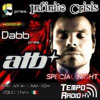 Hecknor pres. Infinite Crisis 009 (Dabb Guest Mix pres. ATB Special Night) by Dabb☣