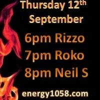 energy1058..roko live 12 sept19 by Jamie Roko Griffiths