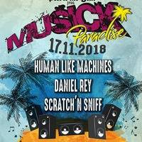 Human Like Machines @ MuSick Paradise 17.11.18 by Feet to the Beat
