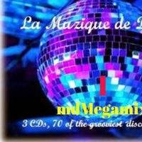 mdMegamix-La Muzique de Disco Vol.1(192kbps) FREE DL by md#1