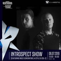 Introspect Show ft Noize Generatorz, A-Style & Dj Col-C (audio) by Introspect Official