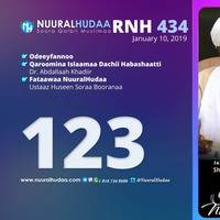 RNH 434, January 10, 2019 Fataawaa 123 by NHStudio