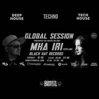 Gobal Session - Nasty Deluxe, Mha Iri - Confetti Digital London by DJ Nasty Deluxe