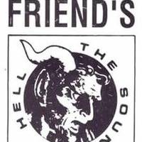 Friends Club Enero 1996 - Ripped by Kata (Cassette Juan Bracamonte & Dessy Gianlucca) by kata1982