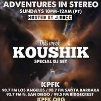 ADVENTURES IN STEREO - MARCH 19, 2017 KPFK by compactdisco