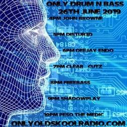 Listen to Drum & Bass music and sounds