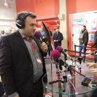 BAD JUICE - Interview de David SCHMIDT — SIX SIX à La Halle au Blé by Radio Quetsch
