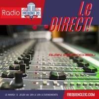 Emission Le direct du 16 Mai 2019 by Radio Fréquence Zic