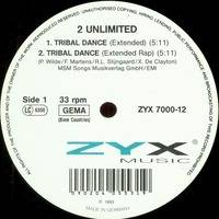 2 Unlimited - Tribal Dance (Extended Rap) by Roberto Freire