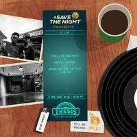 #SAVETHENIGHT Presented by FLGM & Thesis Lifestyle by Thesis Lifestyle