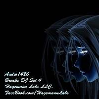 Breaks DJ Set 4 by Audio1420