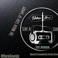 Urban Street Sessions 1st Avenue (Side B) (The Other Side of Sandy) by Sandy Afrika