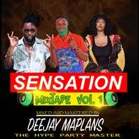 DEEJAY MAPLANS SENSATION VOL 1 2020 MIX[0704853924] by Zeejay Maplan's