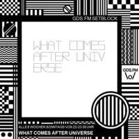 WHAT COMES AFTER UNIVERSE - GDS.FM