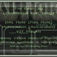 The Kesh Jig (Traditional Irish) Syntheway DAL Flute (Pan Flute) Harmodion (Accordion) VST Plugins by syntheway