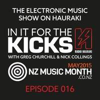 In It For The Kicks Episode 016 - 29 May 2015